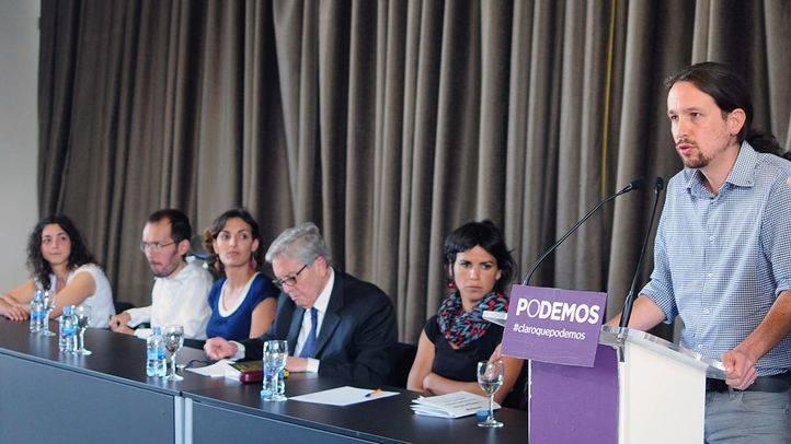 Los 393.177 inscritos de Podemos deciden desde este jueves si rechazan el pacto PSOE-Ciudadanos