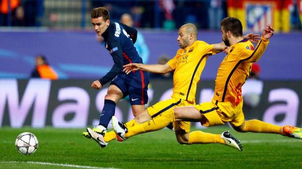 El Atleti se come al Barça