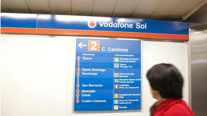 Una avería obliga a suspender el servicio en la línea 2 de Metro durante cuatro horas
