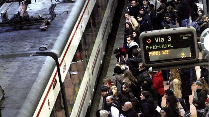 Estación de cercanías de Atocha. (Archivo)