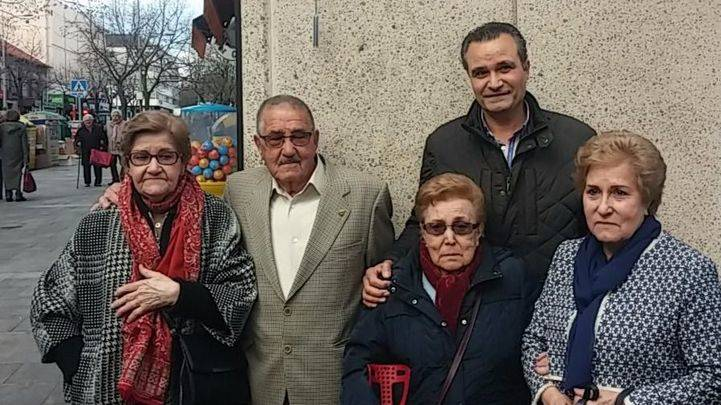 La familia del último alcalde republicano de Villalba: