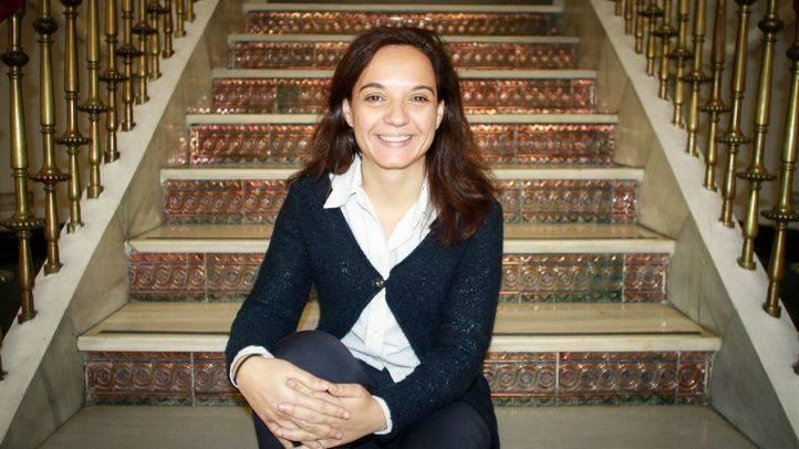 Sara Hernández, secretaria general del PSOE-M y alcaldesa de Getafe