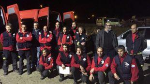 La Comunidad de Madrid envía a ocho bomberos y dos sanitarios a Ecuador