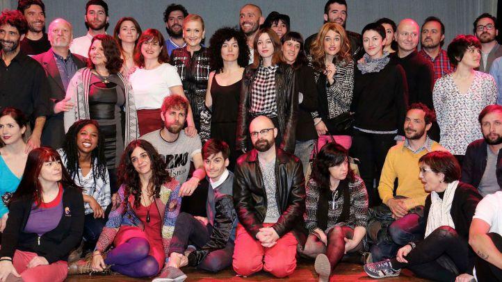 """Cifuentes presenta el festival de teatro alternativo """"Surge Madrid"""" con 41 estrenos en toda la región"""