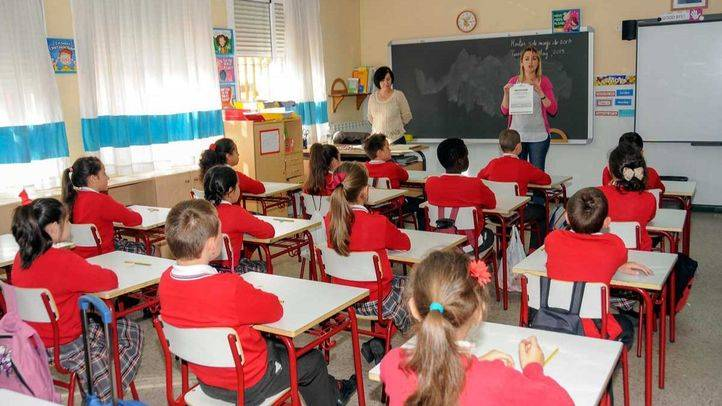 Madrid estrenará en mayo la polémica evaluación de 6º de Primaria de la LOMCE