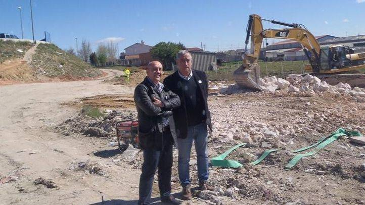 El Ayuntamiento nombra a Pedro Navarrete comisionado municipal de la Cañada Real