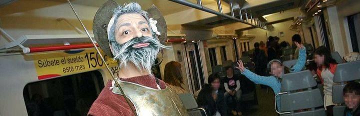 Madrid se rinde a Cervantes