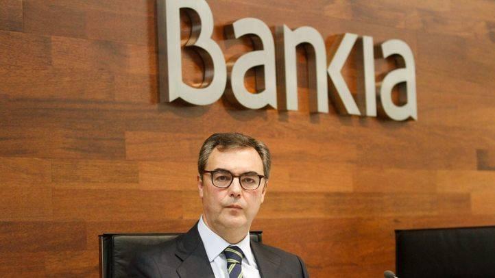 Bankia arranca el año ganando cuota de mercado