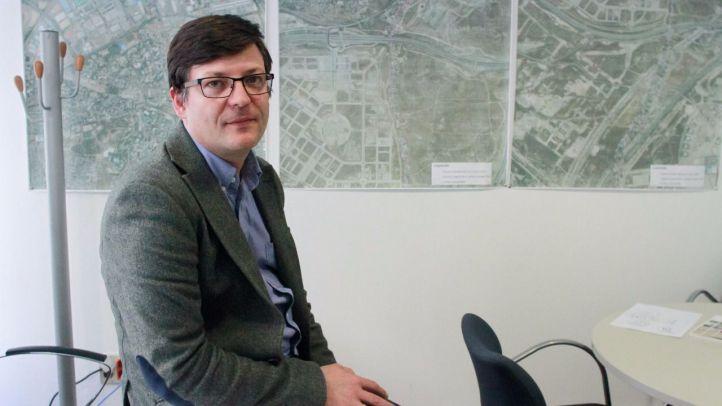 """José Antonio Martínez Páramo: """"La situación de la Cañada Real se normalizará en 15 años"""""""