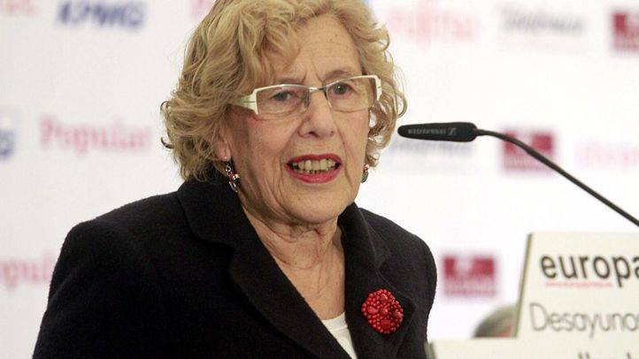 Carmena se disculpa con Cifuentes por las palabras de Rita Maestre