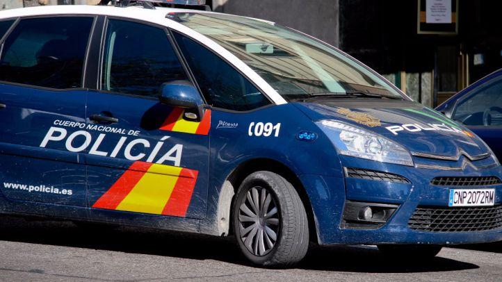 Persecución policial en Arroyomolinos