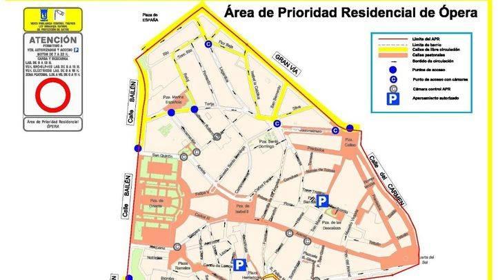 El Ayuntamiento apuesta por ampliar la APR de Centro