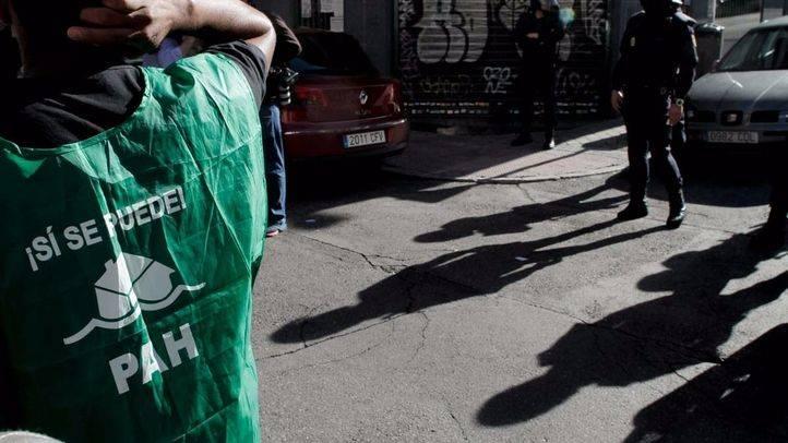 La PAH de Madrid insiste en pedir amparo al Defensor del Pueblo