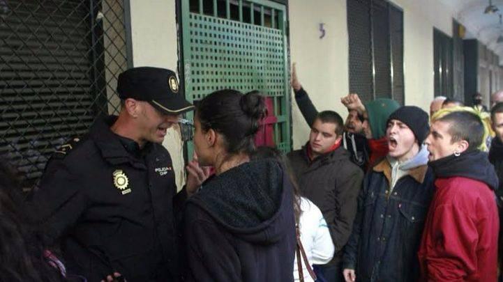 Ascienden a 32 los detenidos por volver a okupar el Centro Social Okupado 'La Morada'