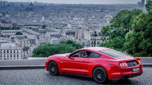 Ford Mustang, el coupé deportivo más vendido del mundo