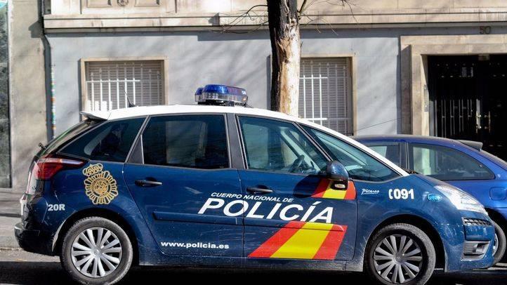 Detienen a cinco atracadores de bancos en Chamartín