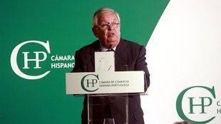 El periodista Fernando Jáuregui en el Premio a la Excelencia 'Vasco da Gama'