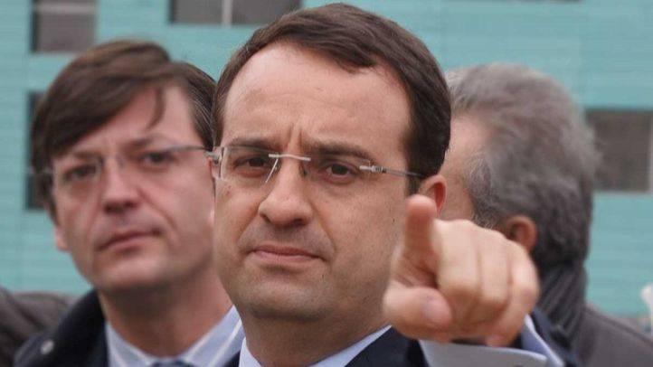 Daniel Ortiz, diputado regional.