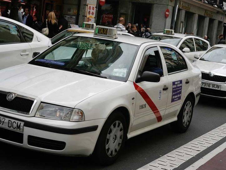 Los taxistas propondrán una nueva manifestación para el 12 de mayo