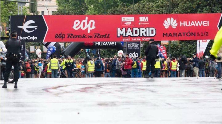 Cómo moverse por Madrid durante la carrera