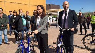 Getafe, primer municipio en integrar la bicicleta pública en la tarjeta de transporte