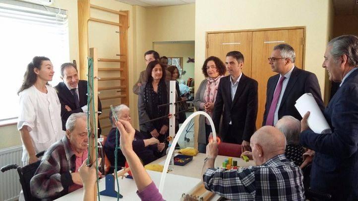 La Comunidad destina 29,4 millones a obras de remodelación en centros de mayores