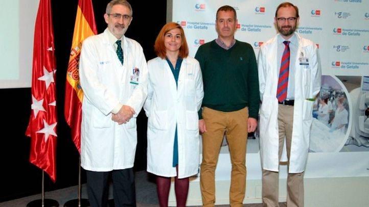 El Hospital de Getafe enseña el papel del deporte para frenar el envejecimiento