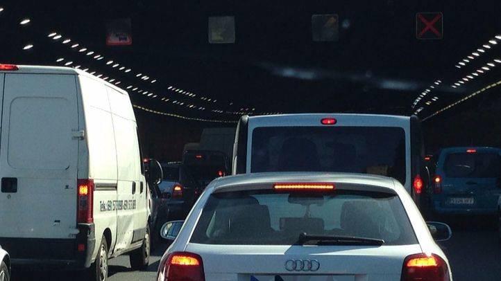 Madrid Calle 30 reajusta las emisoras de radio en el interior de los túneles