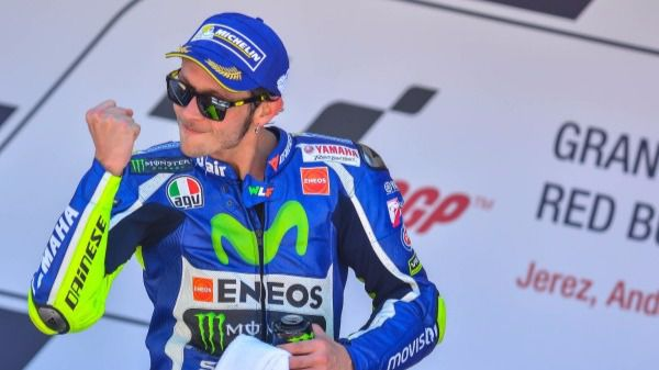 GP de España: Rossi engrandece su leyenda sumando 113 victorias