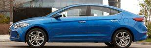 Hyundai Elantra, alternativa racional