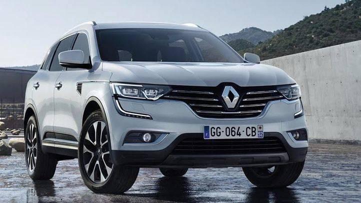 Renault Koelos