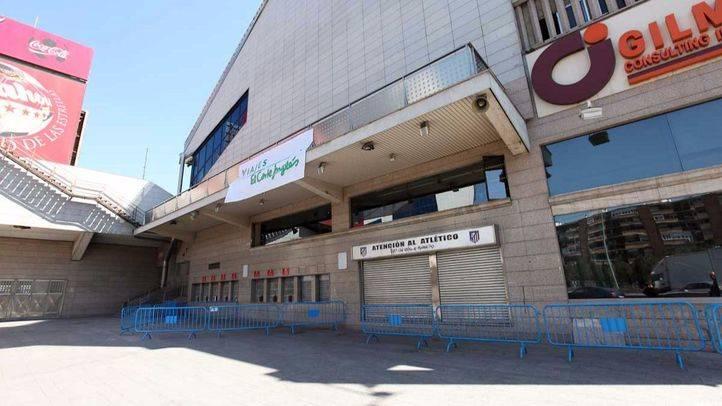 Cerca de mil agentes velarán por la seguridad durante el Atleti-Bayer
