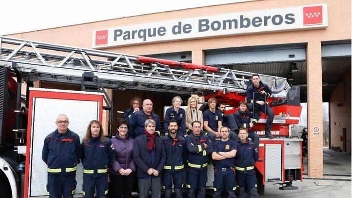 Convocan 130 nuevas plazas de bomberos y agentes forestales de la Comunidad