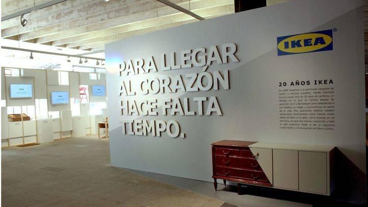 Ikea celebra sus 20 años en España con una exposición
