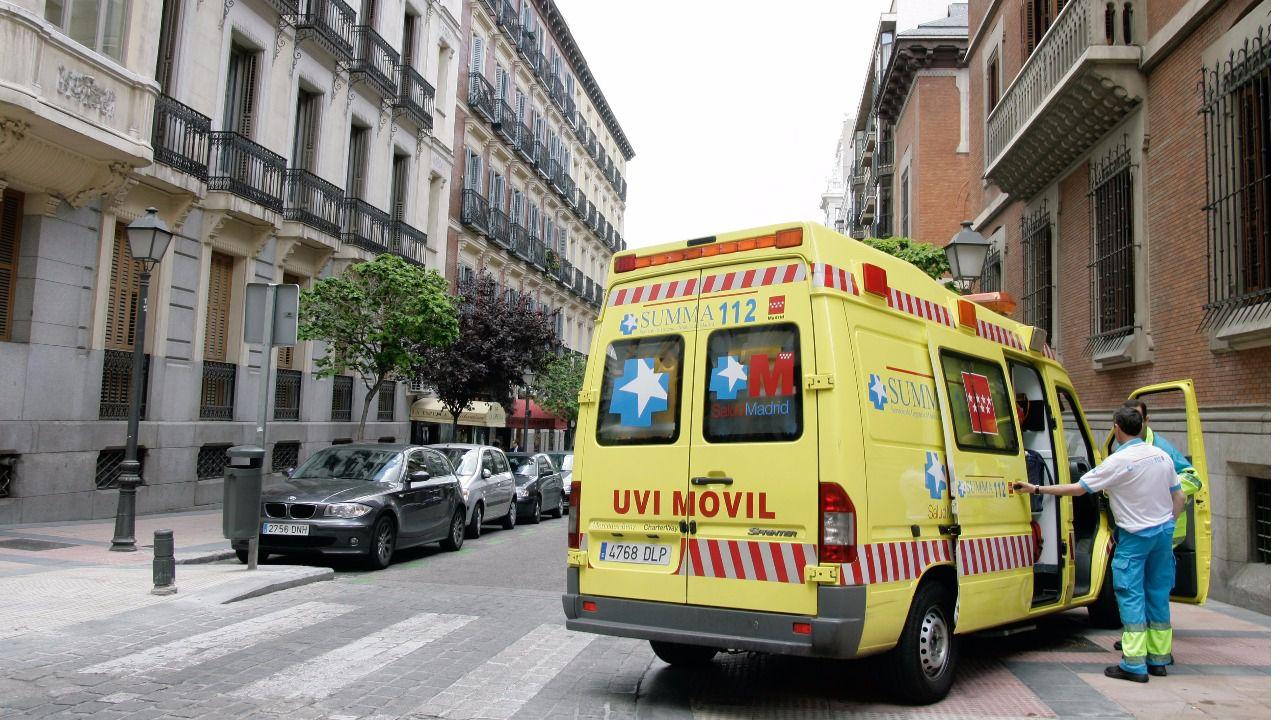 Herido grave un hombre en un accidente de moto en el paseo - Calle rafael salgado ...