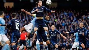 El Madrid se va de Manchester sin premio