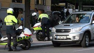 Madrid, la capital española donde más multas se imponen