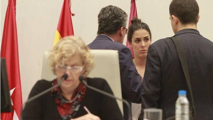 El PP no consigue reprobar a Maestre ni a Ahora Madrid