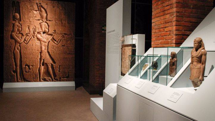 Madridiario sortea 5 entradas dobles para ver la exposición sobre Cleopatra