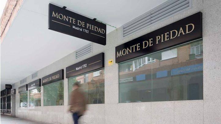 El Monte de Piedad presta un millón de euros a Móstoles