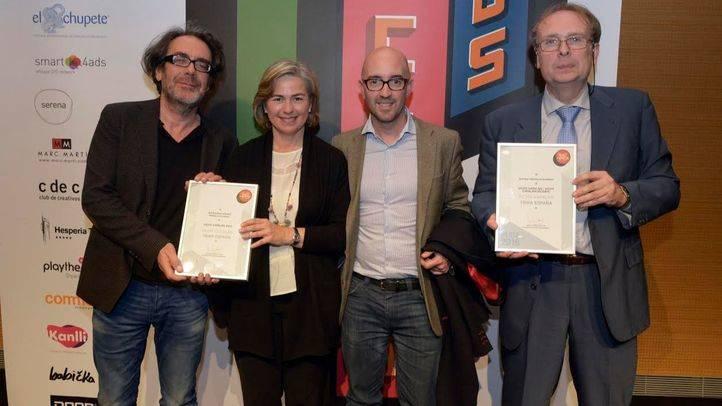 Vichy Catalán triunfa en los Best Awards 2016 consiguiendo dos premios de plata