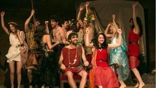 Certamen de teatro universitario en la Complutense