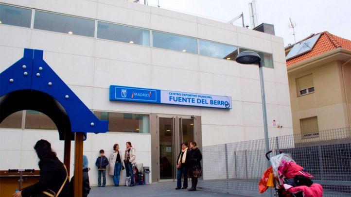 Centro deportivo municipal Fuente del Berro