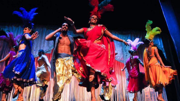 Bollywood en el Teatro Apolo en la latina (Archivo)