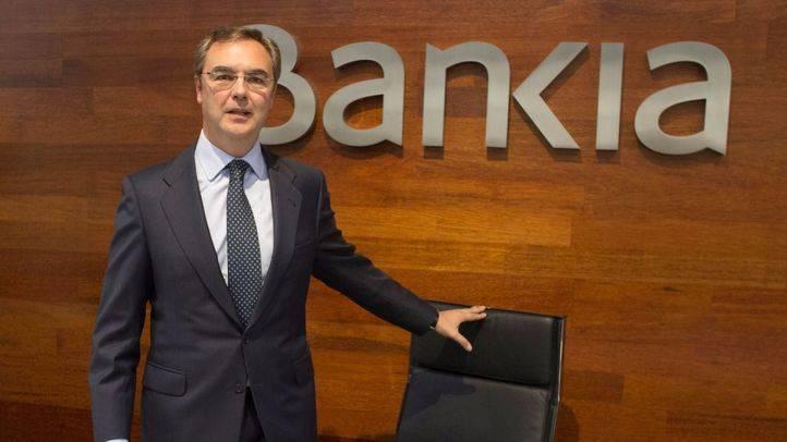 Bankia aumentó un 2,1% sus beneficios en el primer trimestre