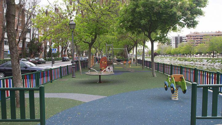 Así serán los nuevos parques infantiles de Madrid
