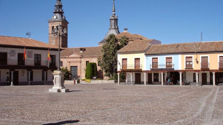 Plaza del Ayuntamiento de Navalcarnero