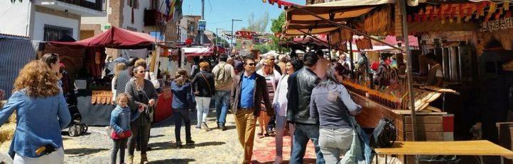 Bodas y justas en la Feria medieval de El Álamo, la decana de Madrid