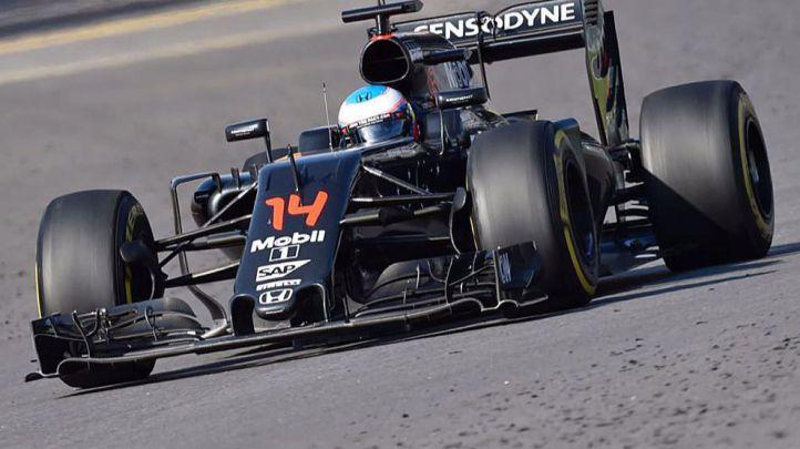 GP de Rusia: resultado enga�oso de Fernando Alonso