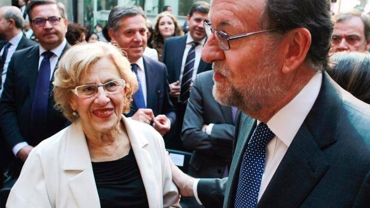 Carmena no hará campaña por Podemos aunque espera que haya
